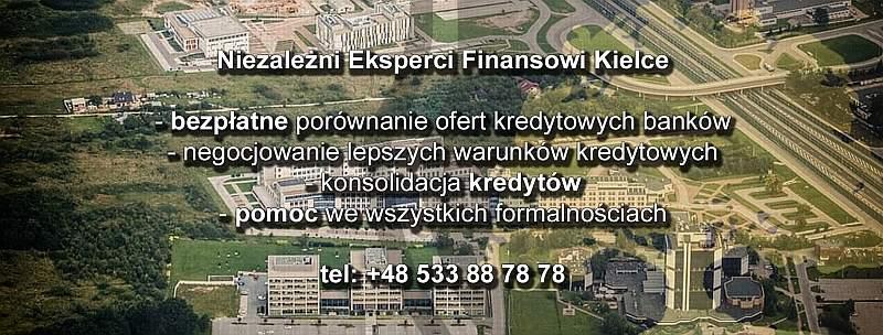 Doradca Finansowy Kielce - bezpłatne porównanie kredytów